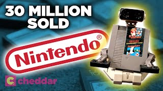 How Nintendo's R.O.B. The Robot Saved The Gaming Industry - Cheddar Examines