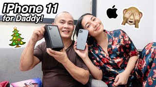 iPhone 11 Pro Max For Daddy! Vlogmas Day 3 Ry Velasco