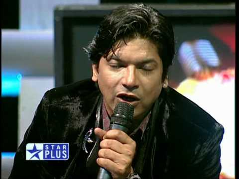 Himesh head on with Shaan