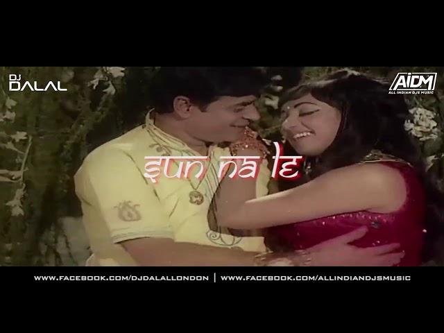 Dheere Dheere Bol Koi Sun Na Le (Remix) DJ Dalal London | Mukesh, Lata Mangeshkar | Gora Aur Kala