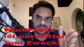 WP-Video Talk mit Malte Helmhold dem WordPress und SEO Spezialisten