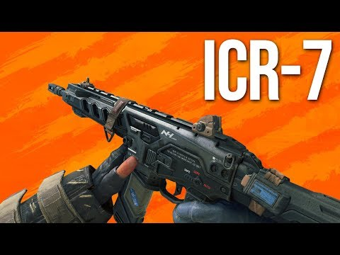 Black Ops 4 In Depth: ICR-7