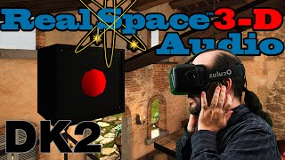 Oculus Rift DK2 - RealSpace 3D Audio Tuscany Demo