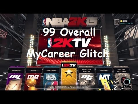 How To Get A 99 Overall Without Spending Vc Glitch Nba