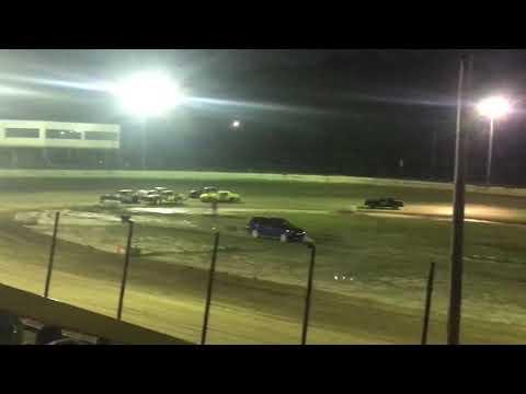 Jackson Motor Speedway 4/28/18 Factory Stock Heat 1