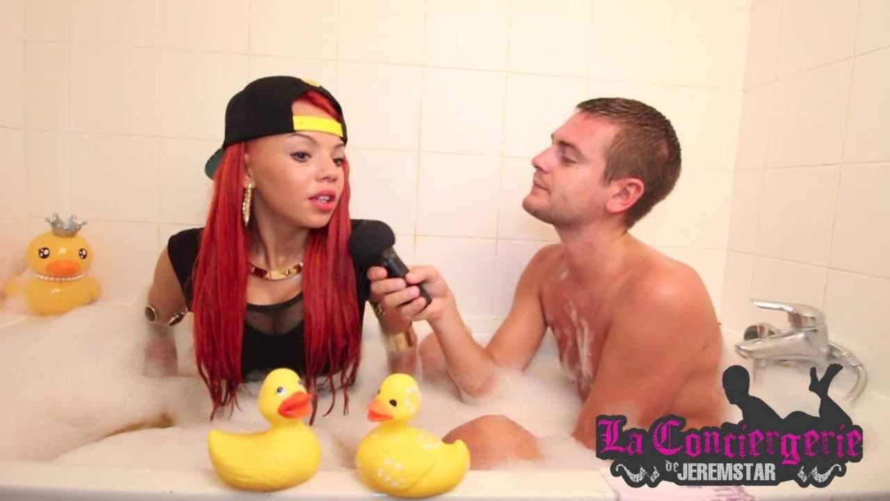 Niia Hall dans le bain de Jeremstar - INTERVIEW