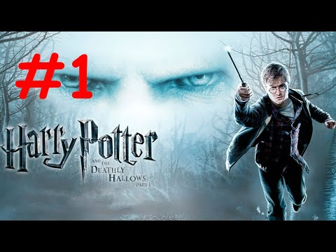 Гарри Поттер и Дары Смерти Часть 1. Полное прохождение игры со всеми секретами ПК. Часть [1/9] HD