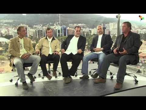 Interviews from Quito: Exclusive with the Cuban Five