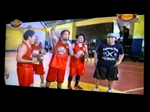 R2A - Celebrity 3 on 3 CHAMPS - Jamir, Ruben, Mike Swift, PJ , Loonie (Basketball Diaries)