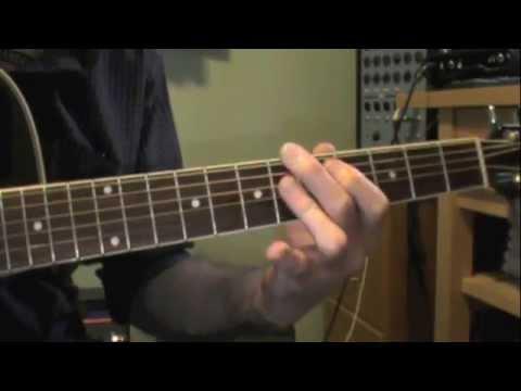 Jazz Guitar Lesson Misty Erroll Garner Chords Rhythm Pattern