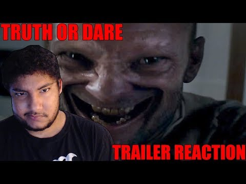 Blumhouse's Truth or Dare Trailer Reaction!