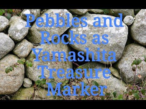 Pebbles And Rocks As Yamashita Treasure Marker