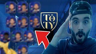 FIFA 21 - JE VOTE POUR LA TOTY !!! UNE TOTY SANS MESSI ET RONALDO ?!