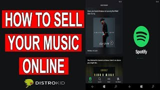 How To Sell Your Music Online  (Streaming platforms and online stores)