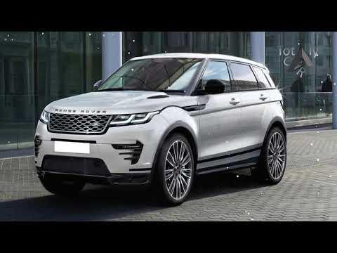 2086d6661 2019 Range Rover Evoque SUV Price & Spec - YouTube