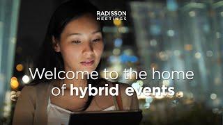 Hybrid Events Case Study | Radisson Blu Frankfurt