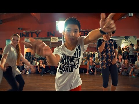Kid Ink ft. Chris Brown - Hotel - Choreography by Nika Kljun - @NikaKljun | Filmed by @TimMilgram