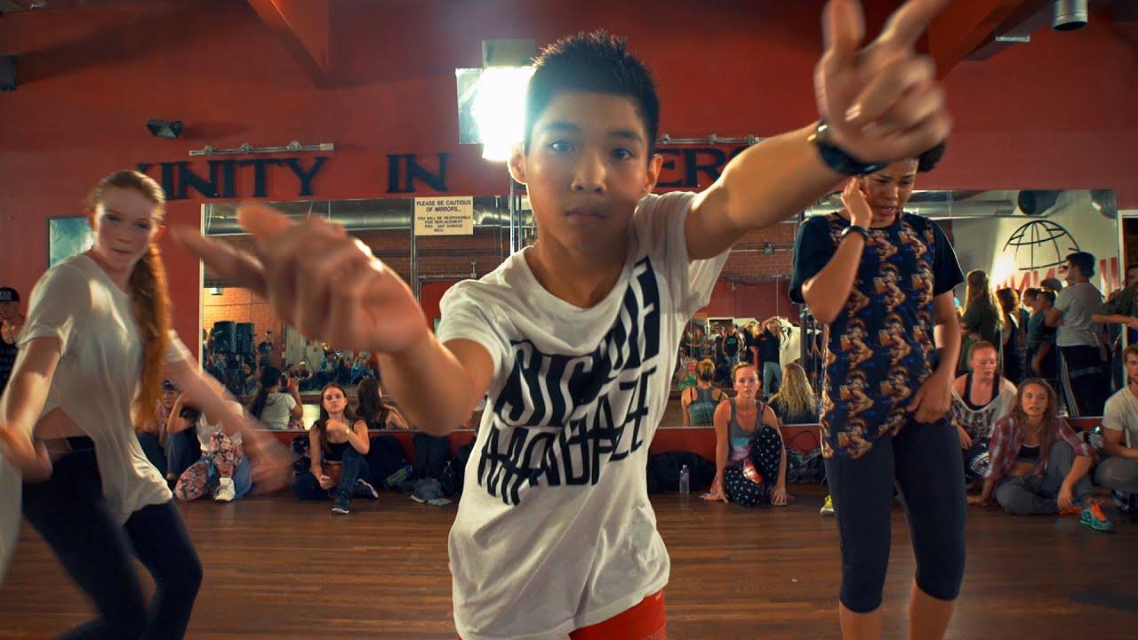 kid ink ft. chris brown - hotel - choreographynika kljun