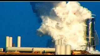 Unbelievable!!! SpaceX Starship MK1  Explodes! At Boca Chica, Texas