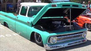 1962 Chevy C 10 Pickup Slammed
