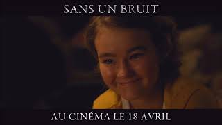 SANS UN BRUIT - Bande annonce (vf) streaming