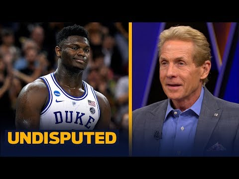Skip Bayless: Zion is 'on the fringe' of already being a Top 20 player in the world | UNDISPUTED