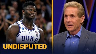 Download Skip Bayless: Zion is 'on the fringe' of already being a Top 20 player in the world | UNDISPUTED Mp3 and Videos