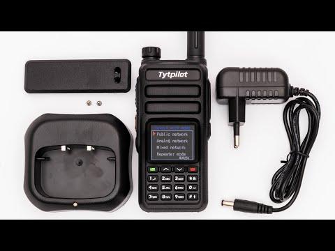 👍 Tytpilot IP-79 4G LTE & Analog Two-Way Radio: UNBOXING📦