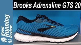 Brooks Adrenaline GTS 20 Preview | Nuevo upper y mismo soporte
