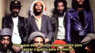 Bob Marley & The Wailers - Buffalo Soldier (Tradução - Legendado - PT/BR)