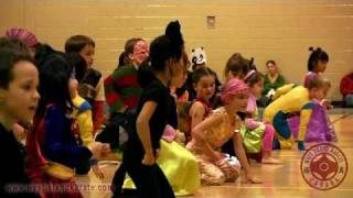 West Island Karate - Halloween Training 2010 - Montreal, Quebec, Canada
