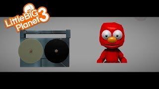 LittleBigPlanet 3 - Elmo calls 911 [Film/Animation]