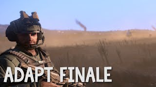 ARMA 3 ADAPT FINALE + REVIEW - Singleplayer Campaign Playthrough #9