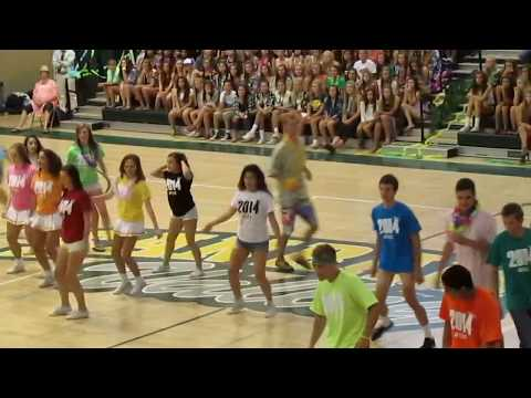 San Ramon Valley High School Guy Girl Dance 2014