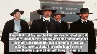 Sam Elliott Remembers Tombstone Vs. Wyatt Earp Box Office Battle