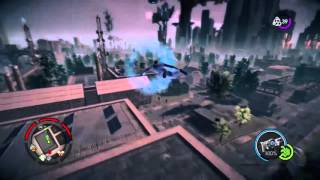 Saints Row IV Gameplay Free Roam
