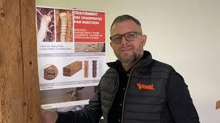 Video: Grooved wood-dowels 10mm