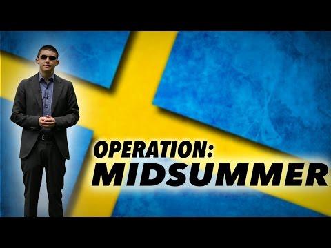 What is Swedish Midsummer?