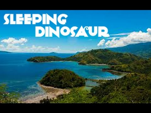 Sleeping Dinosaur І City of Mati І Davao Oriental І Philippines - Alan Walker - Fade [NCS Release]