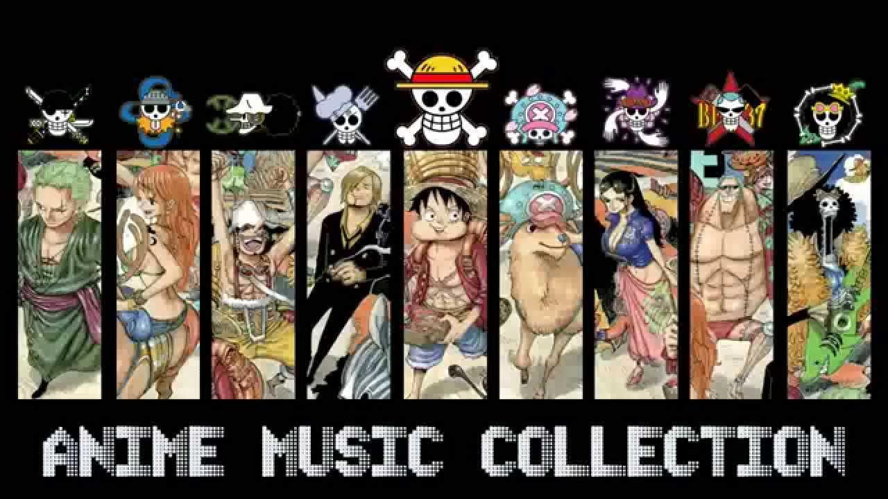 One Piece New World Bgm 12 A Man S Battle Youtube