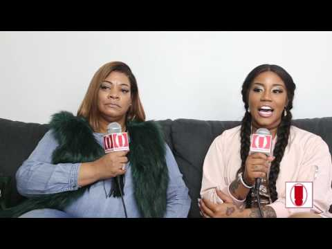Debra Antney And Jhonni Blaze Talk About New Music, Life Struggles, And More