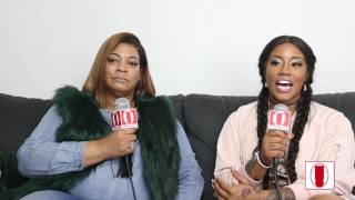 debra antney and jhonni blaze talk about new music life struggles and more
