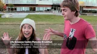 This Week At UBC - October 21 - October 27, 2012