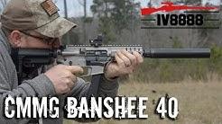 CMMG Banshee 40 S&W