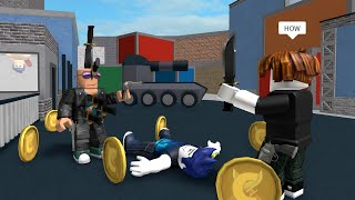 ROBLOX Murder Mystery 2 Funny Moments (SIKE)