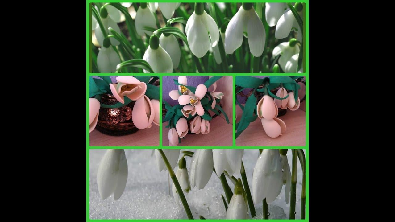 Цветы из фоамирана - rupinterestcom
