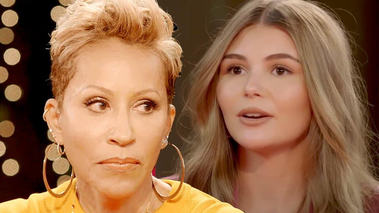 Jada Pinkett Smith�s Mom OPPOSED Olivia Jade�s Red Table Talk Appearance