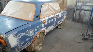 Отечественный автопром ВАЗ 2106(1)