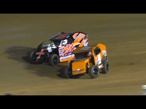 Mod Lite Feature | Tyler County Speedway | 4-16-16 - YouTube