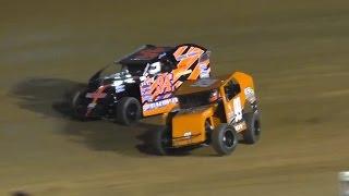 Tyler County Speedway Mod Lite Feature